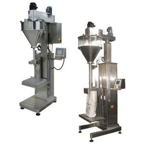碳粉料定量式计量包装机