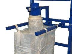 吨袋包装机简易环境