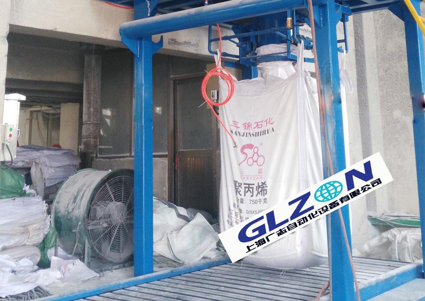 吨袋包装机在什么情况下需要搭配震实装置?